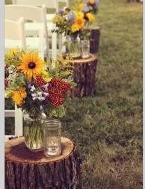 Outdoor Wedding Decorations: Ideas & Inspiration