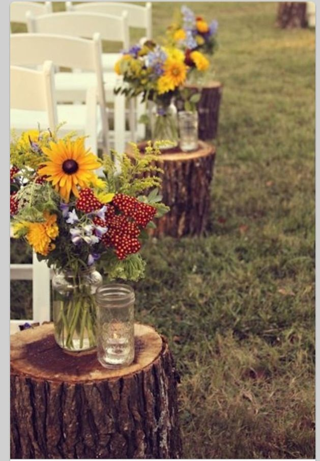 Outdoor wedding decorations ideas inspiration cragun