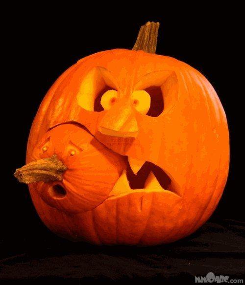 Pumpkin Carving Ideas Creative And Amazing Pumpkins