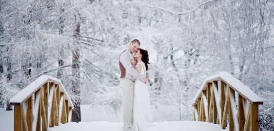 How to Plan a Winter Wonderland Wedding