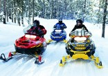 Brainerd Area Snowmobile Trails