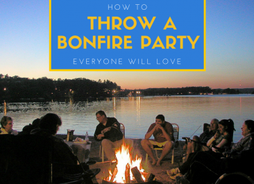 How to throw a bonfire party that everyone will love