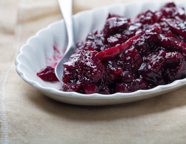cranberry sauce thanksgiving recipes