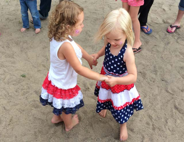 Celebrating Fourth of July in Brainerd Lakes Area