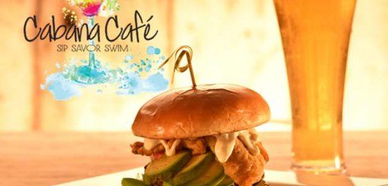 New Cabana Café Opens at Indoor Pool