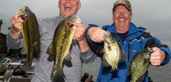 MN Fishing Challenge Teams Raise $250,000 | Hosted at Cragun's Resort