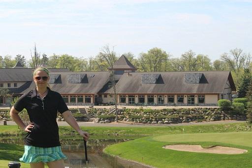Golfing at Cragun's Legacy Courses a Minnesota Resort