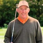 Golfer and Golf Instructor Chris Foley