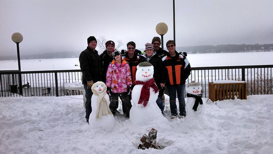 Winter Minnesota Vacation at Cragun's Resort