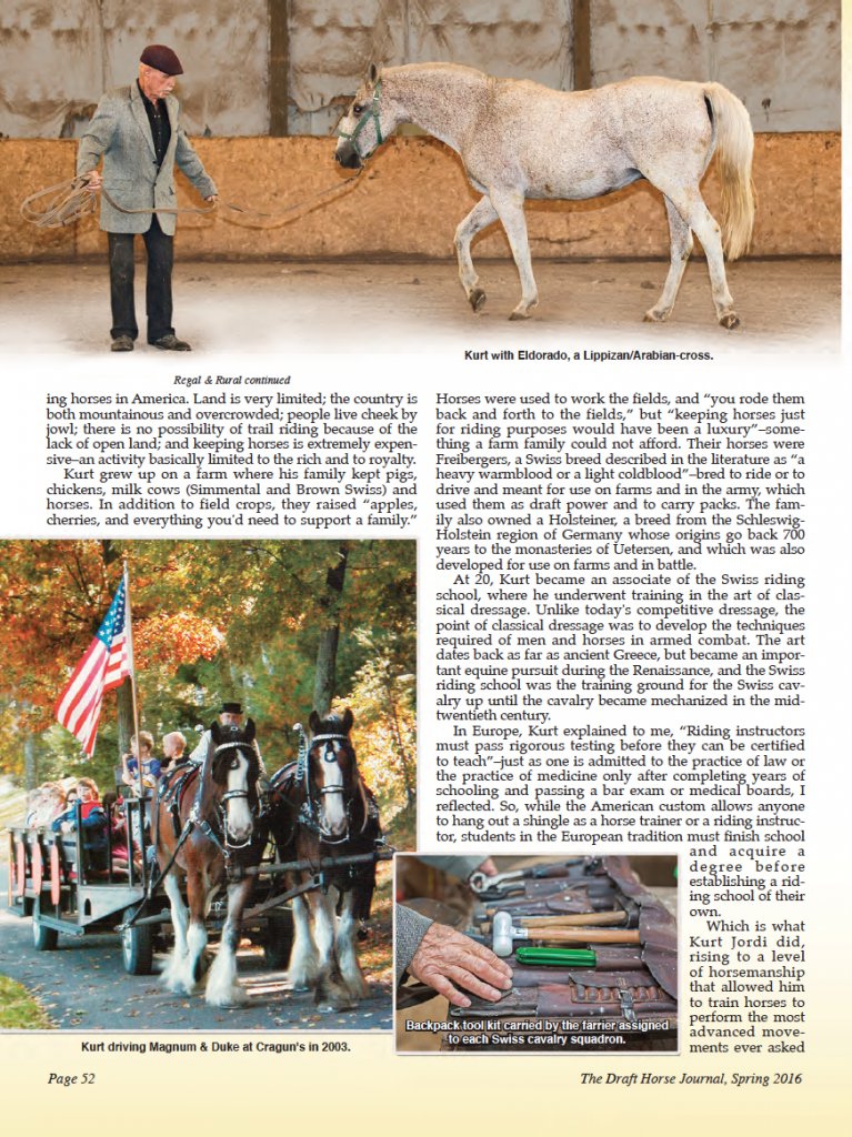 The story of Kurt & Margrit Jordi - Page 2