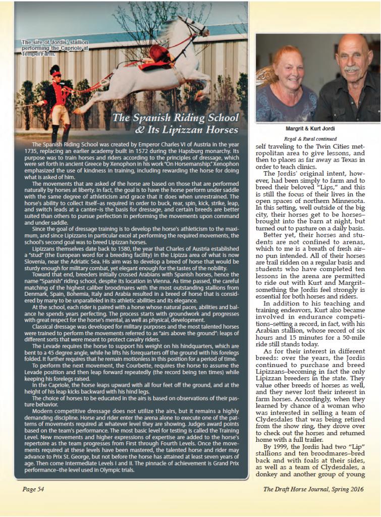 The story of Kurt & Margrit Jordi - Page 4