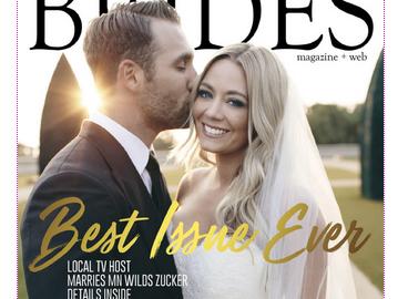 Central Minnesota Brides Magazine – Best Issue Ever