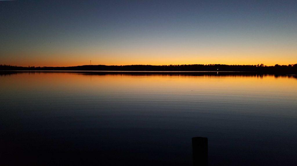 Beautiful lake views at Cragun's Resort on Gull Lake