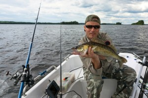 Selecting the Best Walleye Fishing Rods