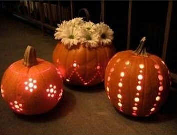 Use A Drill To Decorate Your Pumpkins Draw The Design With Sharpie And Then Experiment Using Diffe Size Bits This Also Works Putting Words In