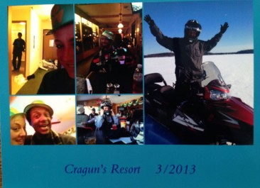 Brainerd Resort Vacation Poll 9 – Cragun's Resort Winter 2014
