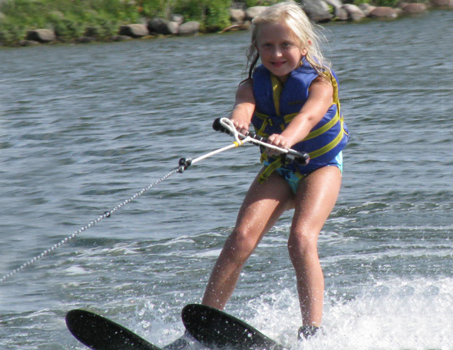 Minnesota lakes are an excellent summer vacation destination