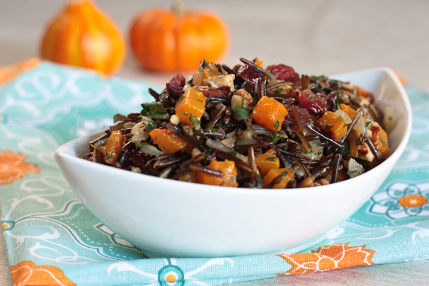 Serving wild rice is one of several Minnesota wedding traditions