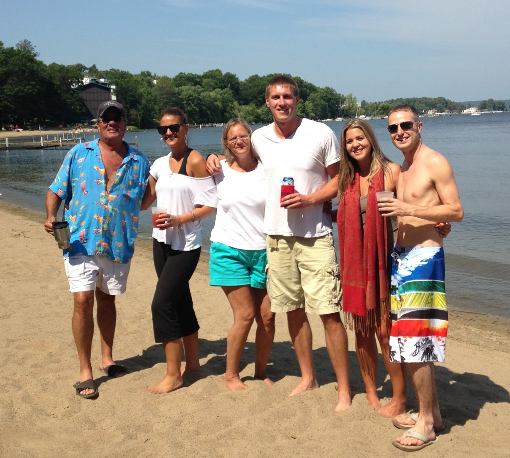 Family Funday Vacation at Cragun's Resort!