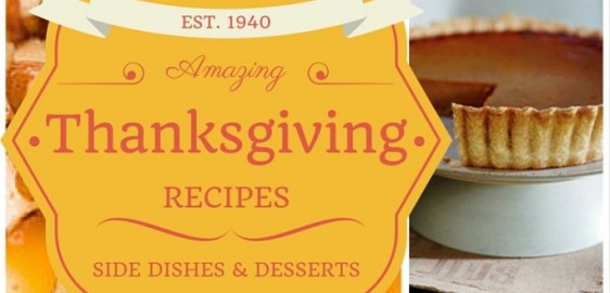 Amazing and Unexpected Thanksgiving Recipes