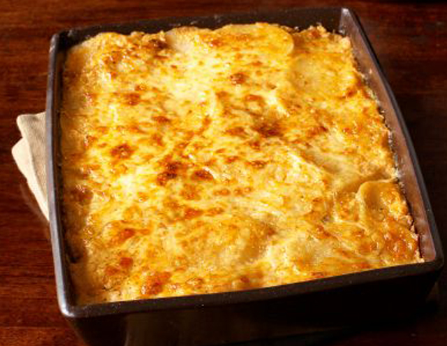 smoky scalloped potatoes thanksgiving recipes