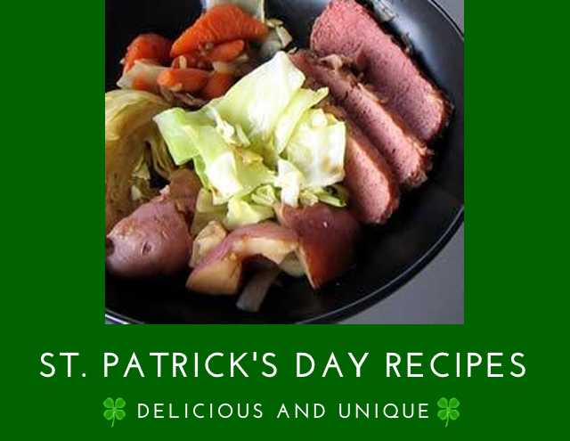 Guinness Corned Beef – St. Patrick's Day Recipe