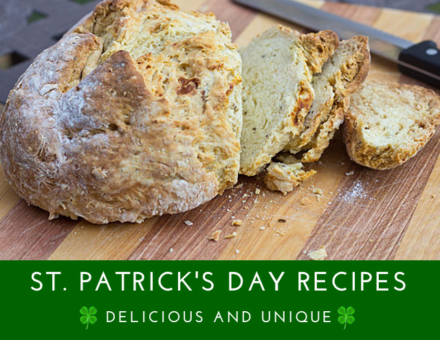 Irish Soda Bread – St. Patrick's Day Recipe