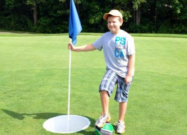 FootGolf Is Fun For All Ages