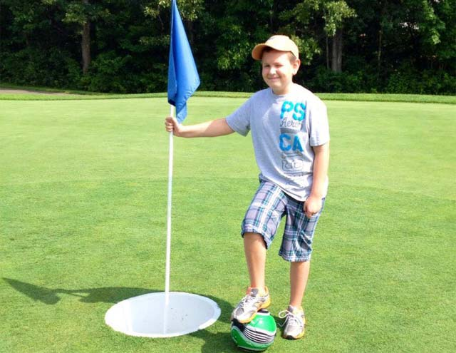 FootGolf Is Fun at Cragun's Legacy Courses