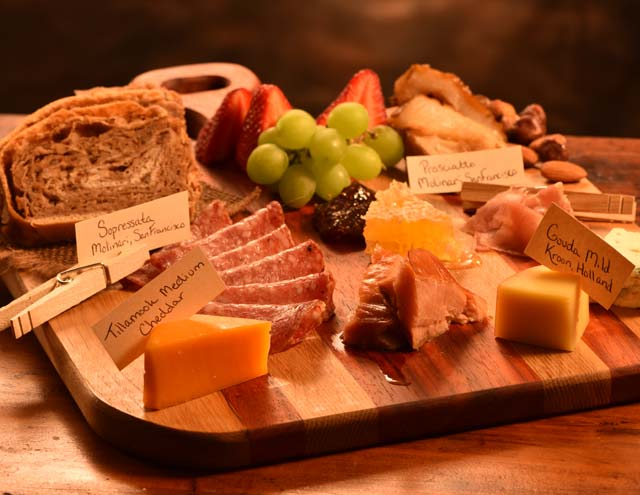 Irma's Kitchen MN Artisanal Cheeses & Charcuterie Board