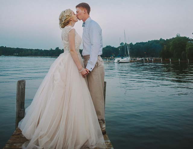 Tips for planning an outdoor wedding in Minnesota