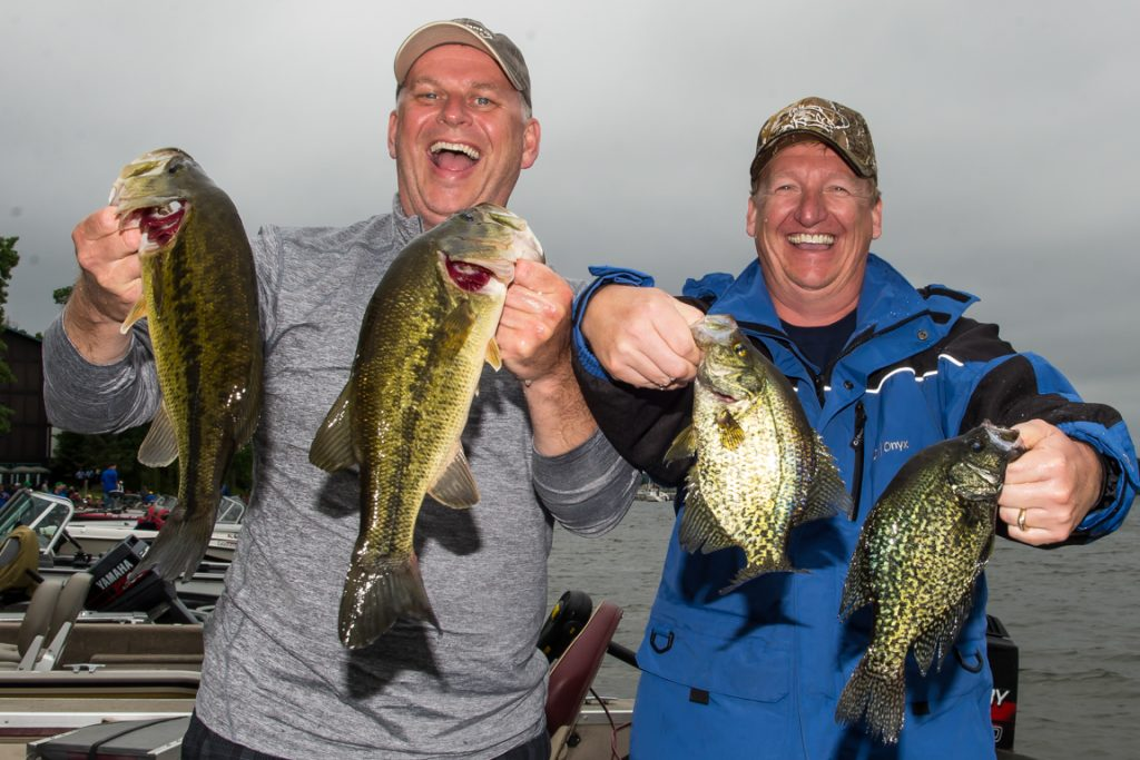 MN Fishing Challenge hosted at Cragun's Resort on June 4, 2016