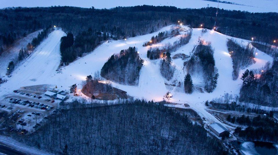 Skiing in Brainerd