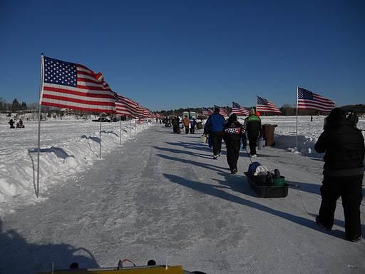 Brainerd Jaycees Ice Fishing Extravaganza