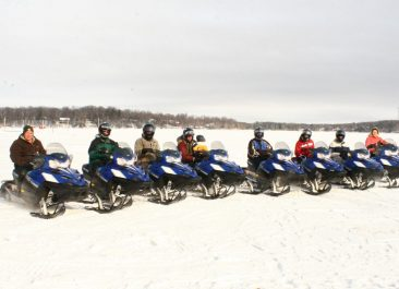 Minnesota Vacation Poll 8 – Cragun's Resort Winter 2016