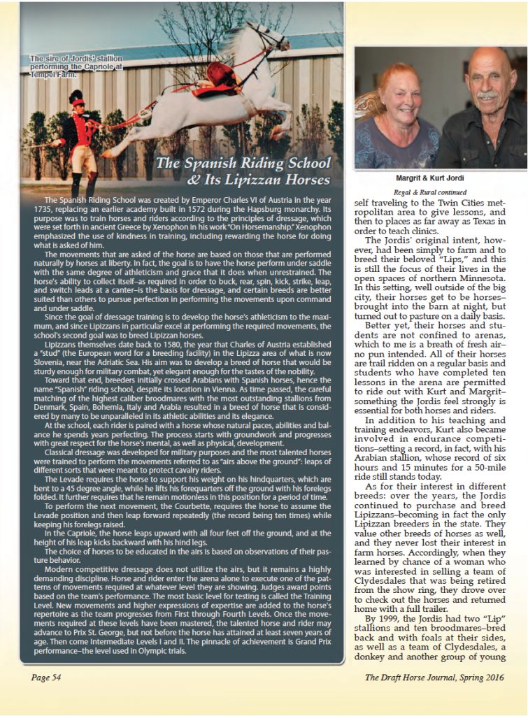 The story of Kurt & Margrit Jordi - Page 4