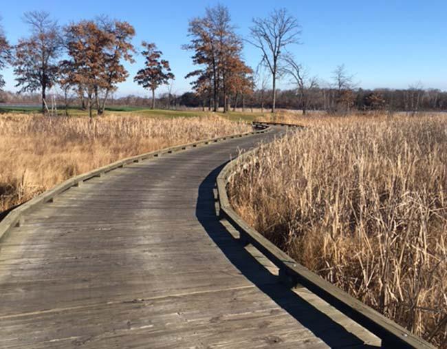 Bridge at Cragun's Legacy Golf Courses