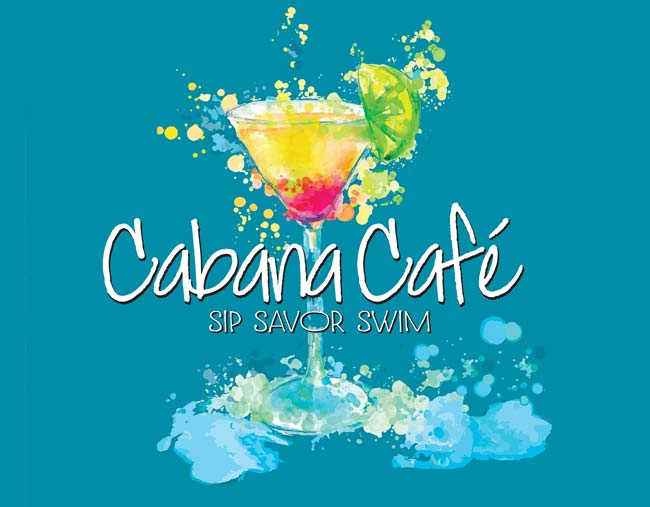 Cragun's Resort Cabana Café Logo