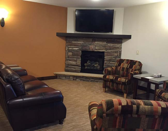 Hospitality Suite at MN's Cragun's Resort
