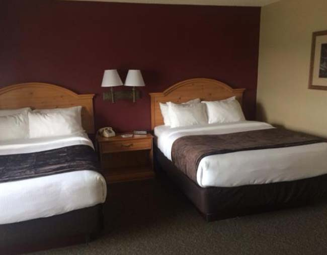 : Cragun's Resort Room Renovation