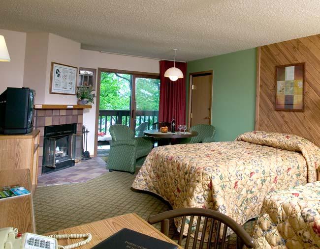 Old Look of Cragun's Lodge Room