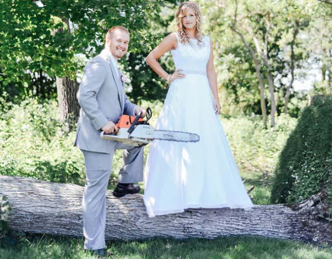 Summer Wedding at Cragun's Resort