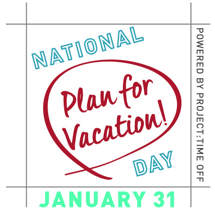 National Plan For Vacation Day January 31