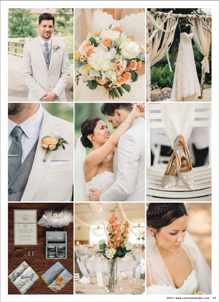 Tanya + Cole Wedding at Cragun's Legacy in Brainerd, MN - Page 4
