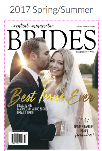 2017 Spring/Summer Central Minnesota Brides Magazine