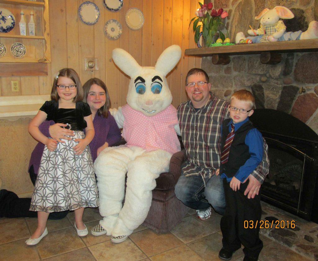 Easter weekend at Cragun's Resort