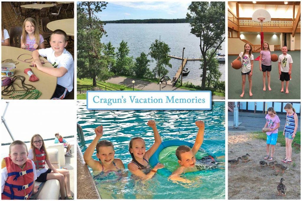 Cragun's Vacation Memories