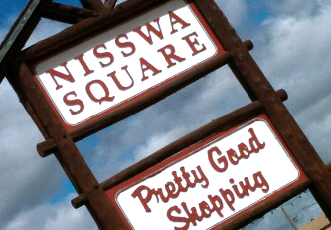 Top 10 things to do in Brainerd MN this summer is shopping Nisswa in the Brainerd Lakes area