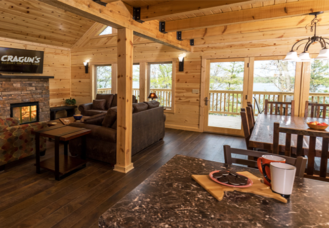 Cragun's lodging - Bayview Villa