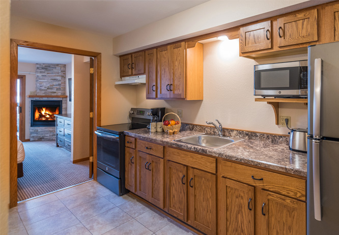 Cragun's lodging - Shoreline Suites